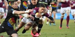 România, înfrântă net de Georgia în Rugby Europe Championship