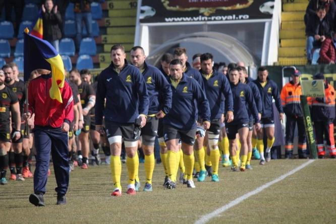 O nouă încercare pentru România în Rugby Europe Championship. Stejarii dau astăzi piept cu Portugalia
