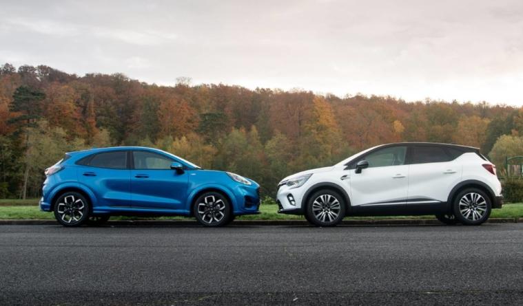 Cele mai vândute SUV-uri de oraș din România în 2020