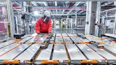 Companiile care domină producția de baterii pentru mașini electrice