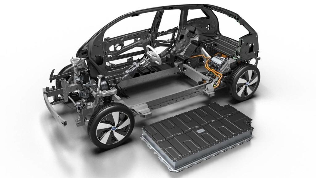 Uzina baterii masini electrice