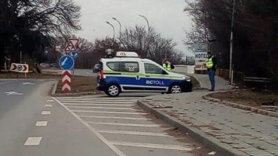 Atenție șoferi: De la 1 martie Bulgaria introduce vinieta rutieră e-TOLL cu taxare în baza distanţei parcurse pentru vehiculele peste 3,5 tone