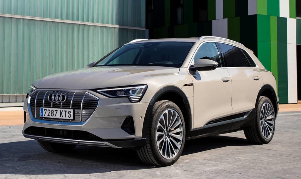 mașini electrice Audi e-tron Rabla Plus
