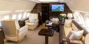 Americanii bogați aflați în Europa, în goană după avioane private
