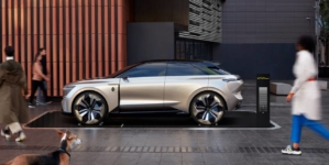 Renault pregătește un SUV electric care are la bază conceptul Morphoz