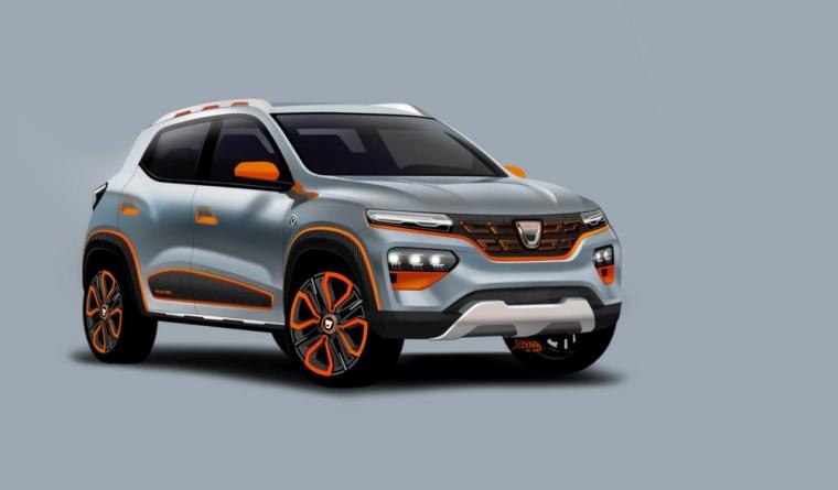 GOMS 2020: Dacia Spring Electric Concept