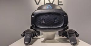 HTC a lansat sistemul de realitate virtuală VIVE Cosmos Elite