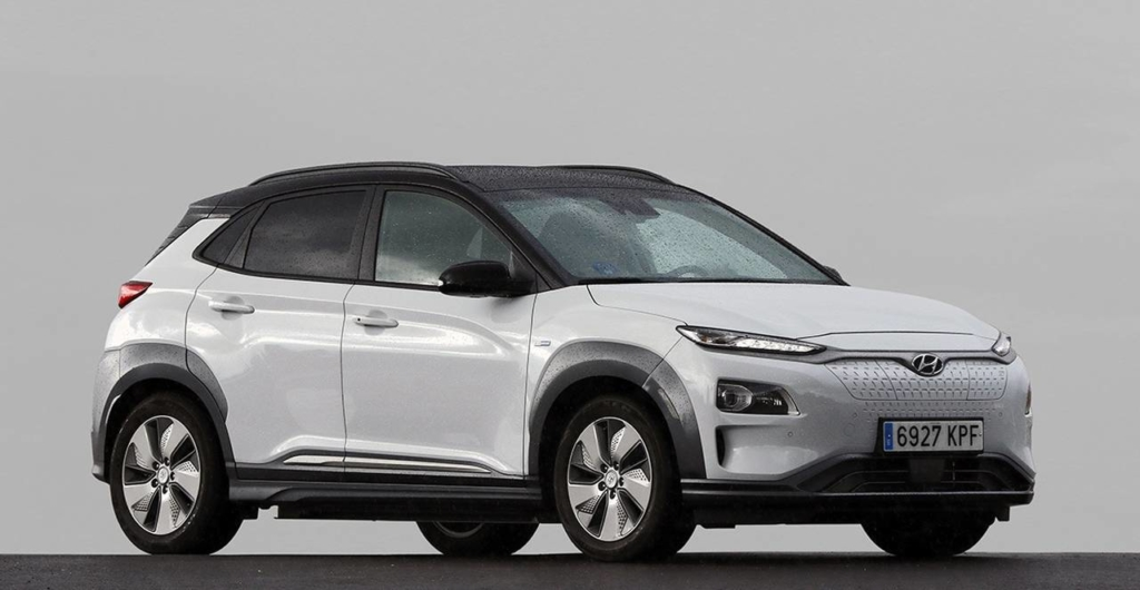 mașini electrice Hyundai Kona Electric Rabla Plus