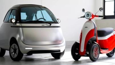 Microlino 2.0, urmașul simpaticei Isetta, ajunge pe piață cu un preț de 12.000 de euro