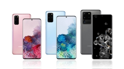 Samsung a început comercializarea  Galaxy S20 în România