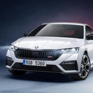 GOMS 2020: Škoda Octavia RS iV