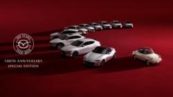 Ediție specială Mazda pentru sărbătorirea centenarului mărcii