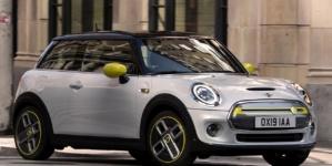 Mini Cooper SE, prezentat online în România