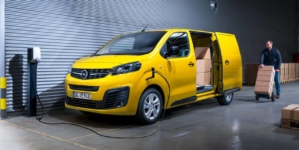 Opel Vivaro-e, al patrulea model Opel care câștigă International Van of the Year