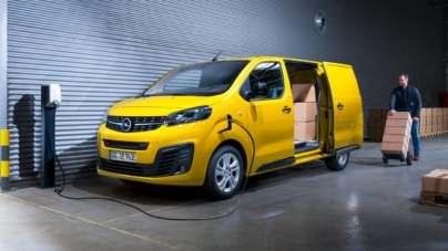 Opel Vivaro-e, al patrulea model Opel care câștigă International Van of the Year