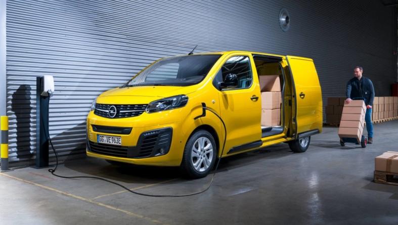 Noul Vivaro-e, prima incursiune Opel în domeniul utilitarelor electrice