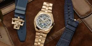 Watches & Wonders 2020: Vacheron Constantin Overseas Perpetual Calendar Ultra-thin Skeleton