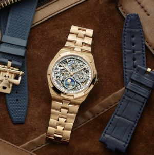 Watches & Wonders 2020: Vacheron Constantin Overseas Perpetual Calendar Ultra-thin Skeleton