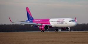 Nouă amânare a zborurilor Wizz Air din România