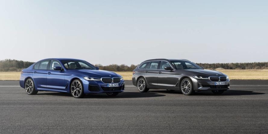 VIDEO: Acesta este noul BMW Seria 5, un nou pas către condusul autonom