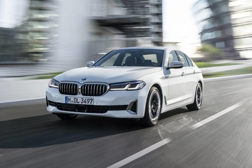 BMW Seria 5 Facelift