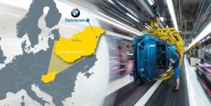 BMW amână construirea uzinei de 1 miliard de euro din Ungaria și își revizuiește obiectivele
