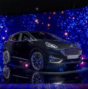 Ford a inclus în oferta pentru SUV-ul Puma motorizarea diesel și transmisia automată
