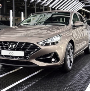 Noul Hyundai i30 intră în producția de serie pe 25 mai