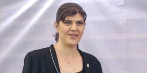 CEDO: România a încălcat drepturile fostului procuror-şef al DNA, Laura Codruţa Kovesi