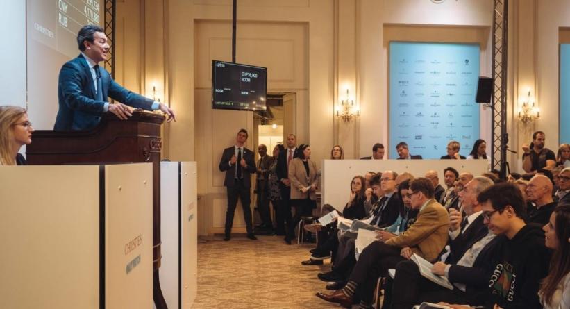 Ceasuri de lux Richard Mille, Breitling sau Audemars Piguet, scoase la lictație la București