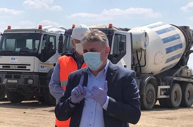 Lucian Bode: Tronsonul 4 de pe autostrada Sibiu – Piteşti va avea un constructor în 20 de zile. Licitația pentru tronsoanele 2 şi 3, în lunile următoare