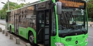 VIDEO: Primul autobuz hibrid Mercedes-Benz Citaro circulă deja în București