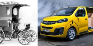 "Vehiculele comerciale Opel, de la ""gigantul"" Lutzmann la Vivaro-e"