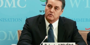 Șeful Organizaţiei Mondiale a Comerţului a demisionat pe fondul criticilor lui Donald Trump