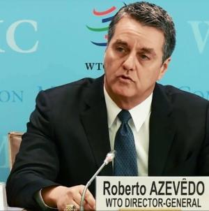 OMC: Scădere de 13% a comerţului mondial în 2020