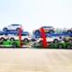 Vești bune pentru industria auto: piața europeană a crescut cu 3,2% în primul trimestru