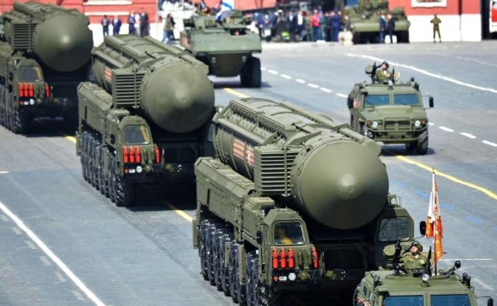 SIPRI: Rusia deține mai multe focoase nucleare decât SUA. China și Franța, la mare distanță