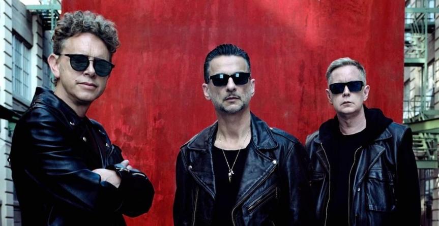 """Concertul """"Live Spirits"""" susținut de Depeche Mode, joi, pe Live Nation"""