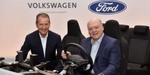 Proiecte comune Ford – Volkswagen: Amarok va utiliza platforma Ranger, iar Transit Connect pe cea a lui Volkswagen Caddy