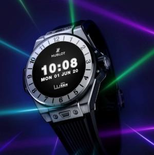 VIDEO: Hublot Big Bang e, dovada că producătorii de ceasuri de lux pot concura în zona smartwatch