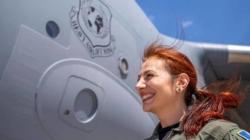 Prima femeie-comandant de aeronavă Heavy Airlift Wing din Europa este o româncă