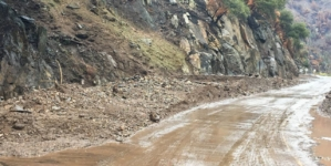Traficul feroviar și rutier, afectat de inundațiile provocate de vremea nefavorabilă