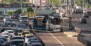 Gabriela Firea: De astăzi autobuzele pot circula pe liniile de tramvai
