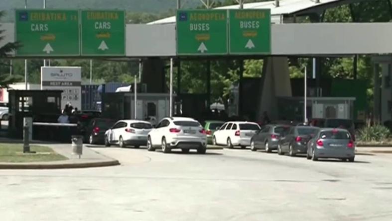 Mai mulți români, întorși din drumul către Grecia din cauza lipsei testului Covid-19