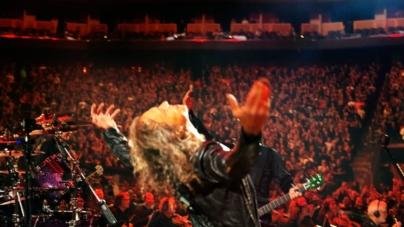 Nou album Metallica, pe 28 august