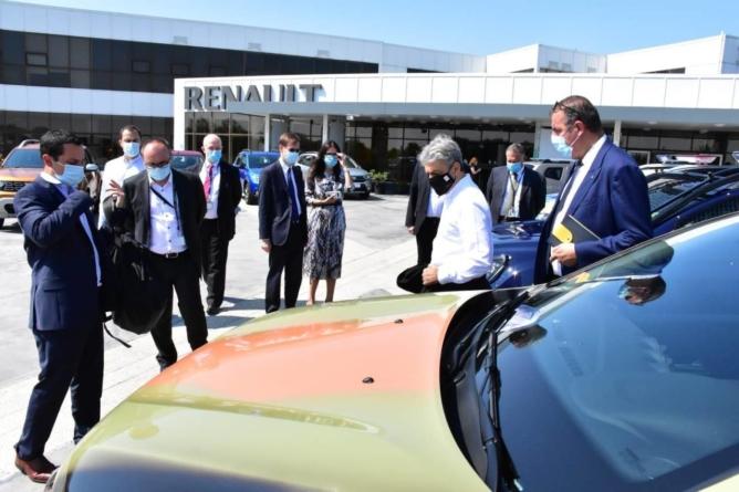 Apar primele detalii despre planul Renault pentru România: Director nou la Dacia