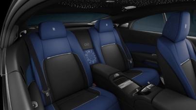Colaborare Franck Muller – Rolls-Royce: Wraith Black Badge
