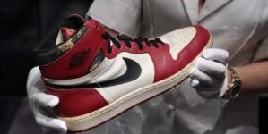 615.000 USD pentru o pereche de pantofi sport
