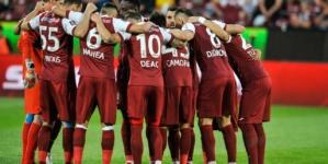 CFR Cluj a învins Floriana FC și va juca următorul meci cu Dinamo Zagreb