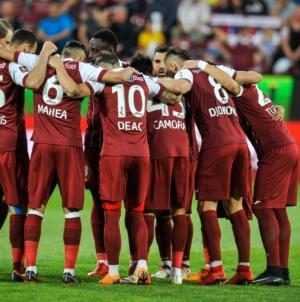 CFR Cluj va juca în Europa League cu AS Roma, Young Boys Berna şi ŢSKA Sofia